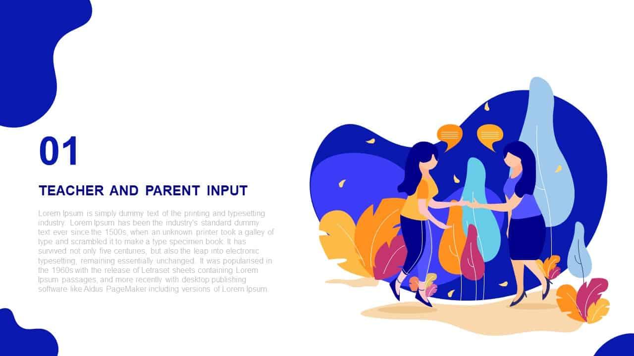 Scholarly Administration Teacher and Parent Input